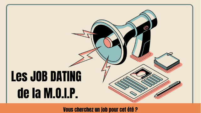 Les job dating ...